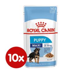 Royal Canin hrana za pse Maxi Puppy, 10x140g