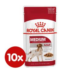 Royal Canin Medium Adult, 10x140g