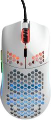 Glorious Mysz optyczna Model O, lśniąca biel (GO-GWHITE)