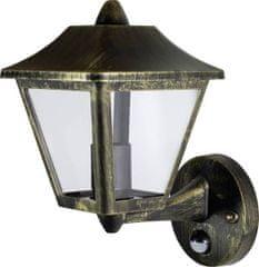 LEDVANCE LED ENDURA CLAS UP SENSOR ALU BK/GD kültéri lámpa