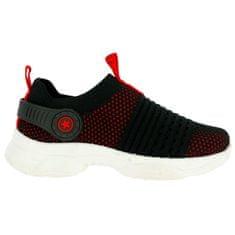 V+J buty dziecięce 131-0038-S1 black