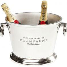 KARE Chladiaca nádoba na šampanské Champagne Du Belle