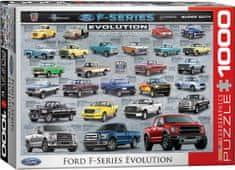 EuroGraphics Puzzle 1000 db Ford F-Series Evolution