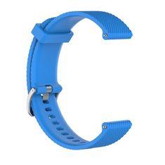 BStrap Huawei Watch GT/GT2 46mm Silicone Bredon řemínek, Blue