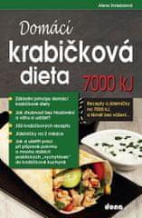 Doležalová Alena: Domácí krabičková dieta 7000 kJ, a téměř bez vážení