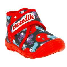 V+J dětská obuv 110-0003-U1 red