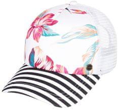 ROXY Kobiet czapka Piękny poranny śnieg White Wywołanie Tropic ERJHA03678-WBK7