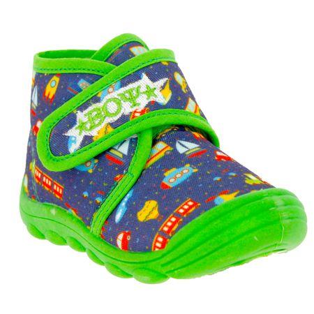 V+J gyerek cipő 110-0003-U1, green, 20, zöld