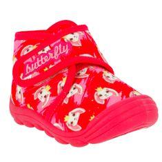 V+J buty dziecięce 110-0003-U1 fuchsia