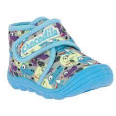 V+J dětská obuv 110-0003-U1 blue