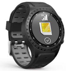 Evolveo smartwatch SportWatch M1S, czarny