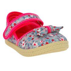 V+J dívčí obuv 130-0051-T1 fuchsia