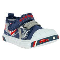 V+J dětská obuv 43-0059-T1 navy