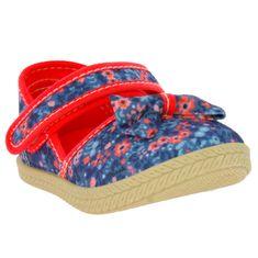 V+J buty dziewczęce 130-0051-T1 blue