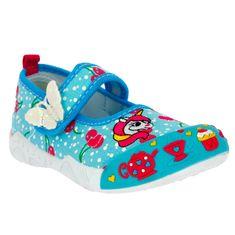 V+J lány cipő 130-0009-S1, blue