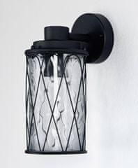 LEDVANCE LED ENDURA CLAS CAGE DOWN BK, külső világítótest