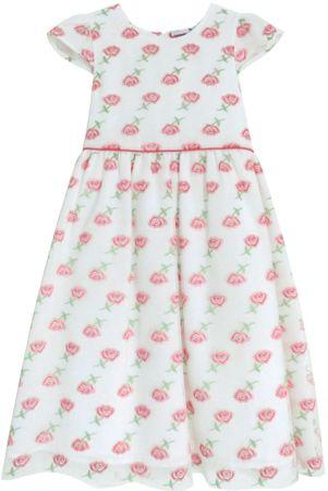 Topo lány ruha, 98, bézs
