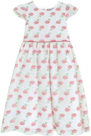 Topo lány ruha, 134, bézs