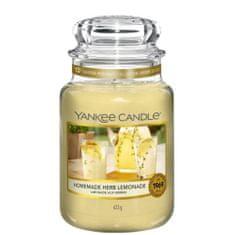 Yankee Candle Aromatyczna świeca Classic duże domowe zioło Lemon 623 g