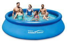 samonosný bazén 366x76cm