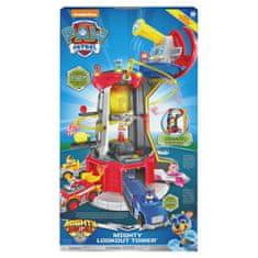 Spin Master Tlapková Patrola Velká hlídkovací věž super hrdinů