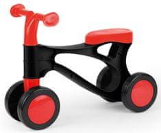 LENA Rolocykl čierno-červený