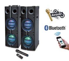Manta SPK5015 PRO Bluetooth karaoke zvočni sistem