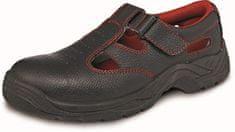 Fridrich&Fridrich Sandále SC 01-002 O1 čierna 36