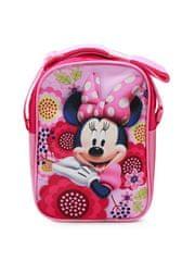 SETINO Dívčí taška přes rameno Minnie Flower - růžová 215,5x15,5x8 cm