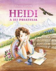 Spyriová Johanna: Heidi a jej priatelia