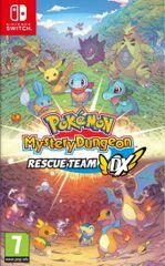 Pokémon Mystery Dungeon: Rescue Team DX (SWITCH)
