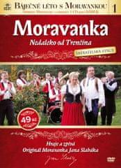Moravanka: Nedaleko od Trenčína - DVD
