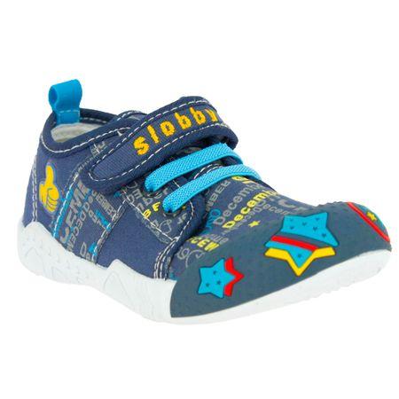 V+J fiú cipő 43-0003-S8, 30, sötétkék