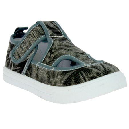 V+J buty dziecięce 131-0047-S1 29 szare