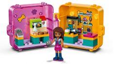 LEGO zestaw Friends 41405 pudełko do zabawy: Andrea i zwierzaki