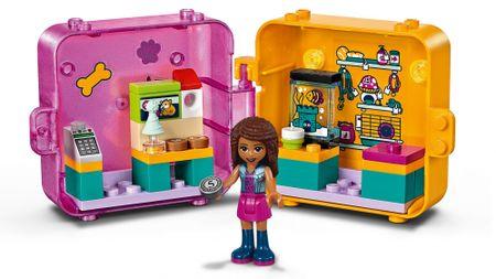 LEGO Friends 41405 Kutija za igru: Andrea i životinje.