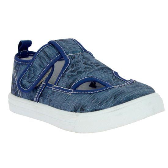 V+J detská obuv 131-0047-S1, 30, modrá