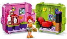 LEGO zestaw Friends 41408 pudełko do zabawy: Mia i kino