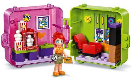 LEGO Friends 41408 Kutija za igru: Mia i kino