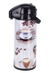 EXCELLENT Termoska dávkovací 1,9 l COFFEE