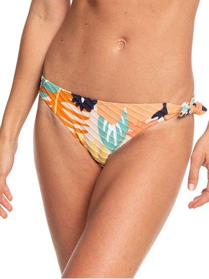 ROXY Dámske plavkové nohavičky Swim The Sea Mod Bottom Peach Blush Bright Skies S ERJX403891-MDT6 (Veľkosť XS)