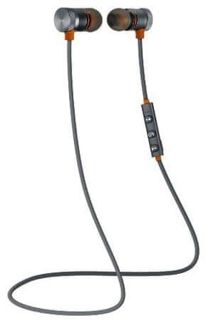 Defender OutFit B710 športne brezžične slušalke, črno-oranžne