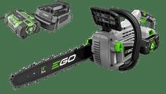 EGO Power Plus Akumulátorová reťazová píla CS1401E 35cm, SADA s 2.5 Ah batériou