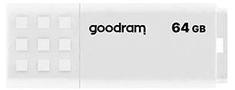GoodRam UME2 64 GB USB 2.0, bílá (UME2-0640W0R11)
