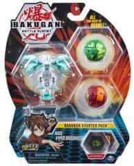 Bakugan Bakugan Štartovacia sada 3 ks Haos Hyper Dragonoid