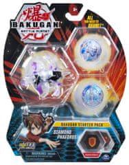 Bakugan Bakugan Štartovacia sada 3 ks Diamond Phaedrus