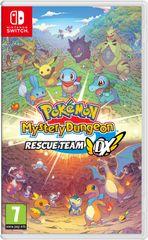 Nintendo Pokémon Mystery Dungeon: Rescue Team DX igra (Switch)