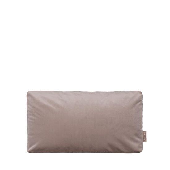 Blomus Sametový polštář 50 x 30 cm starorůžový