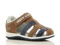 V+J detské sandále 491302/NAT