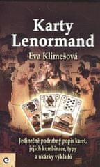 Eva Klimešová: Karty Lenormand
